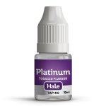 Hale platinum e-juice for e-cigarettes