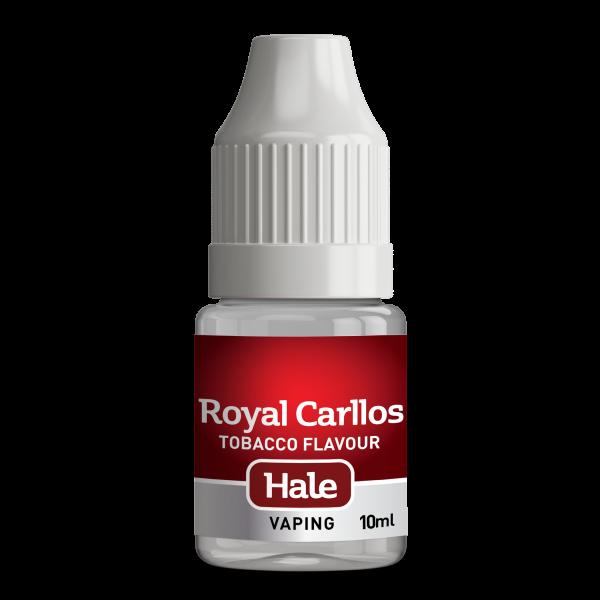 Hale Royal Carllos e-juice for e-cigarettes