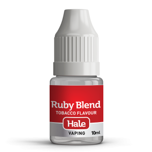 Hale Ruby Blend e-juice for e-cigarettes