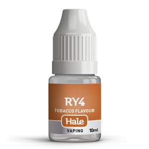 Hale RY4 e-juice for e-cigarettes