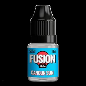 hale fusion cancun sun e liquid