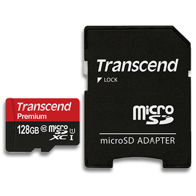 128g transcend sd card