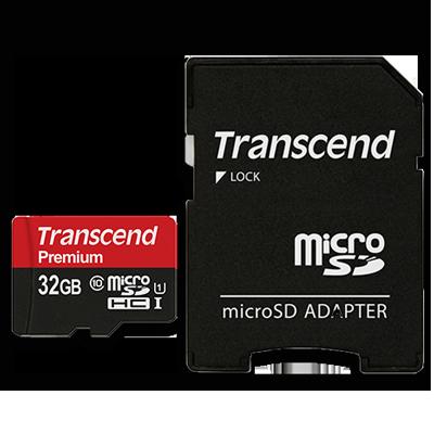 32g transcend sd card