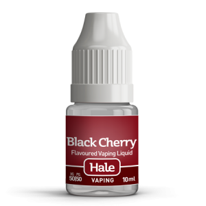 hale black-cherry e-juice for e-cigarettes