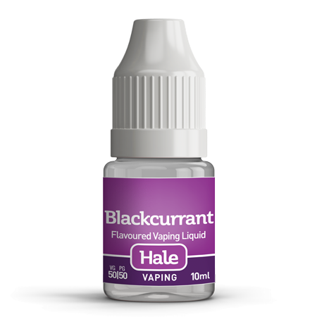 hale blackcurrant e-juice for e-cigarettes