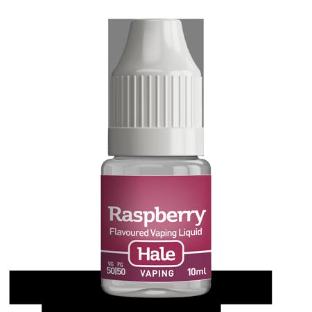 hale raspberry e-juice for e-cigarettes