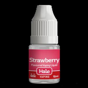 Hale strawberry e-juice for e-cigarettes